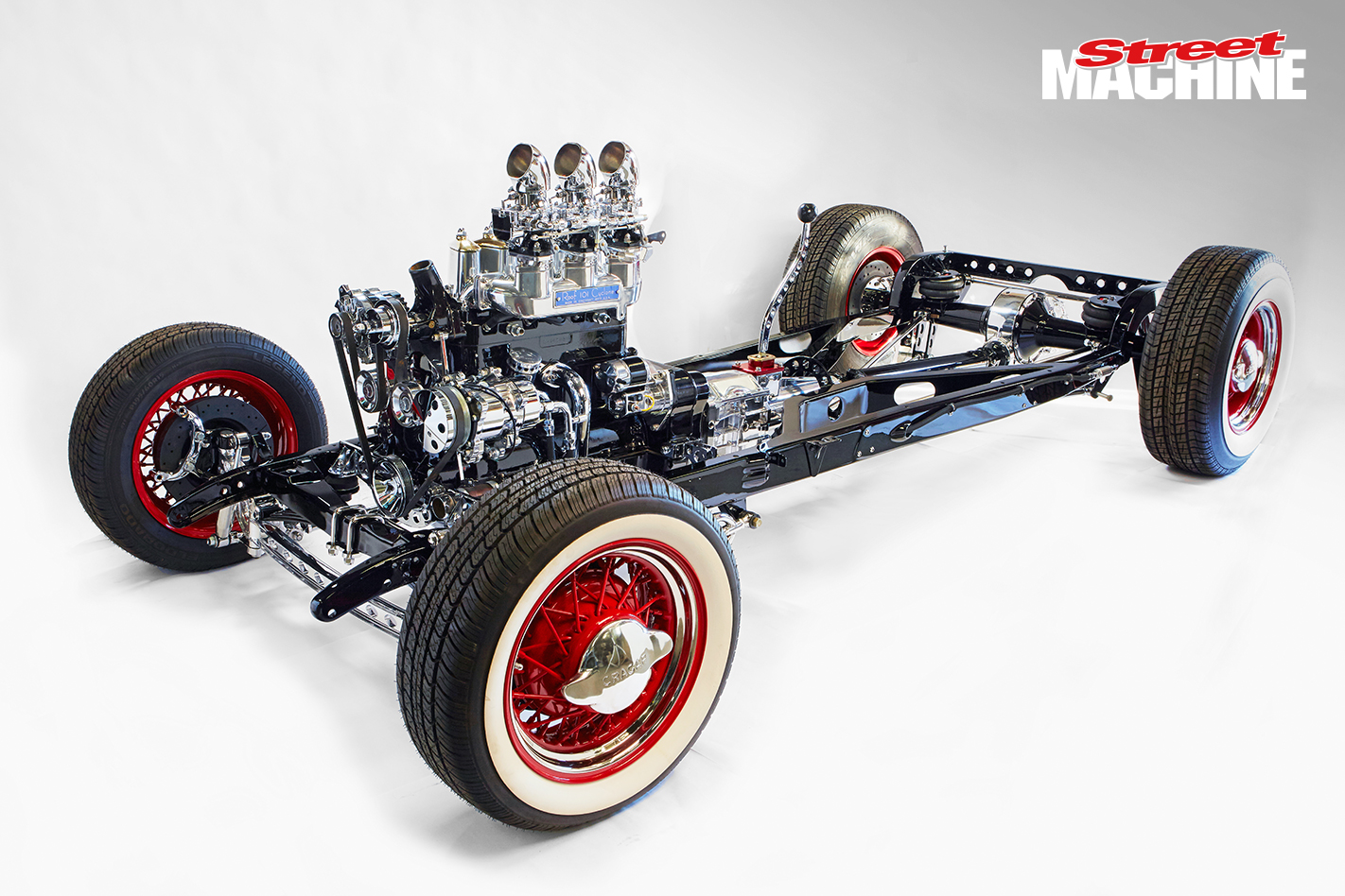 1928 Model A Chassis Hot Rod