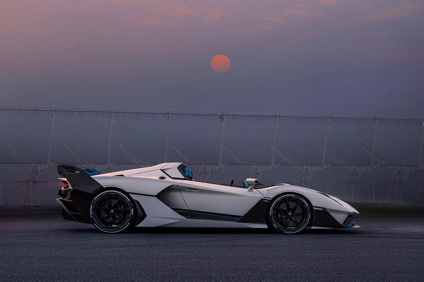 Lamborghini hybrid 2025