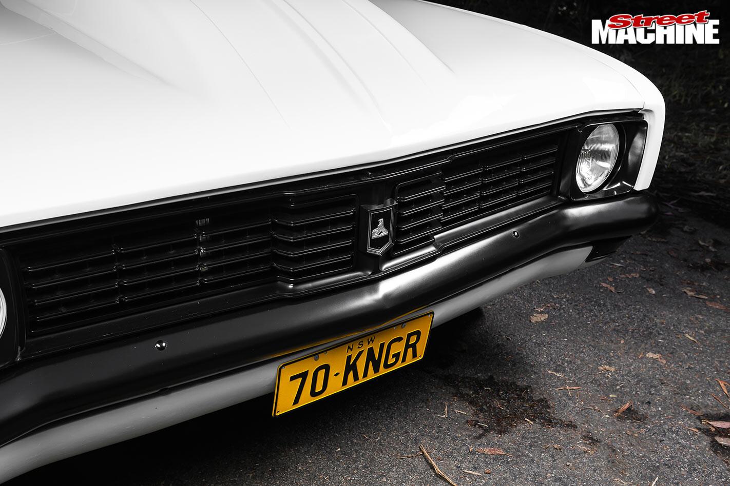 Holden HT Kingswood front
