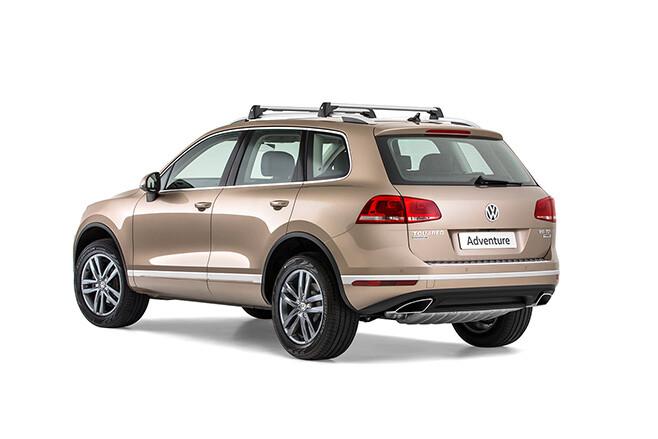 Volkswagen Touareg Adventure Special Edition rear