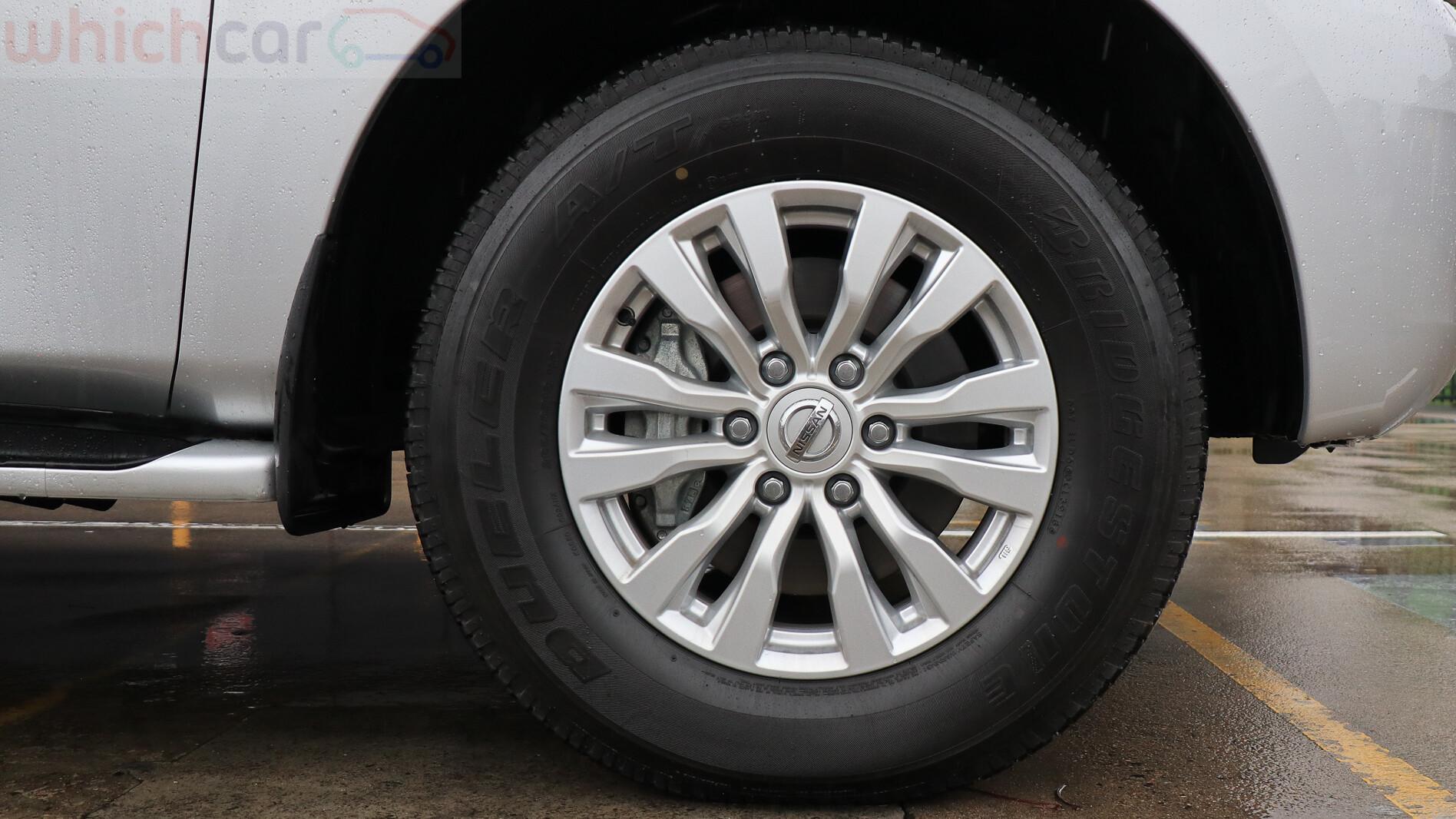 2019 Nissan Patrol Ti-L