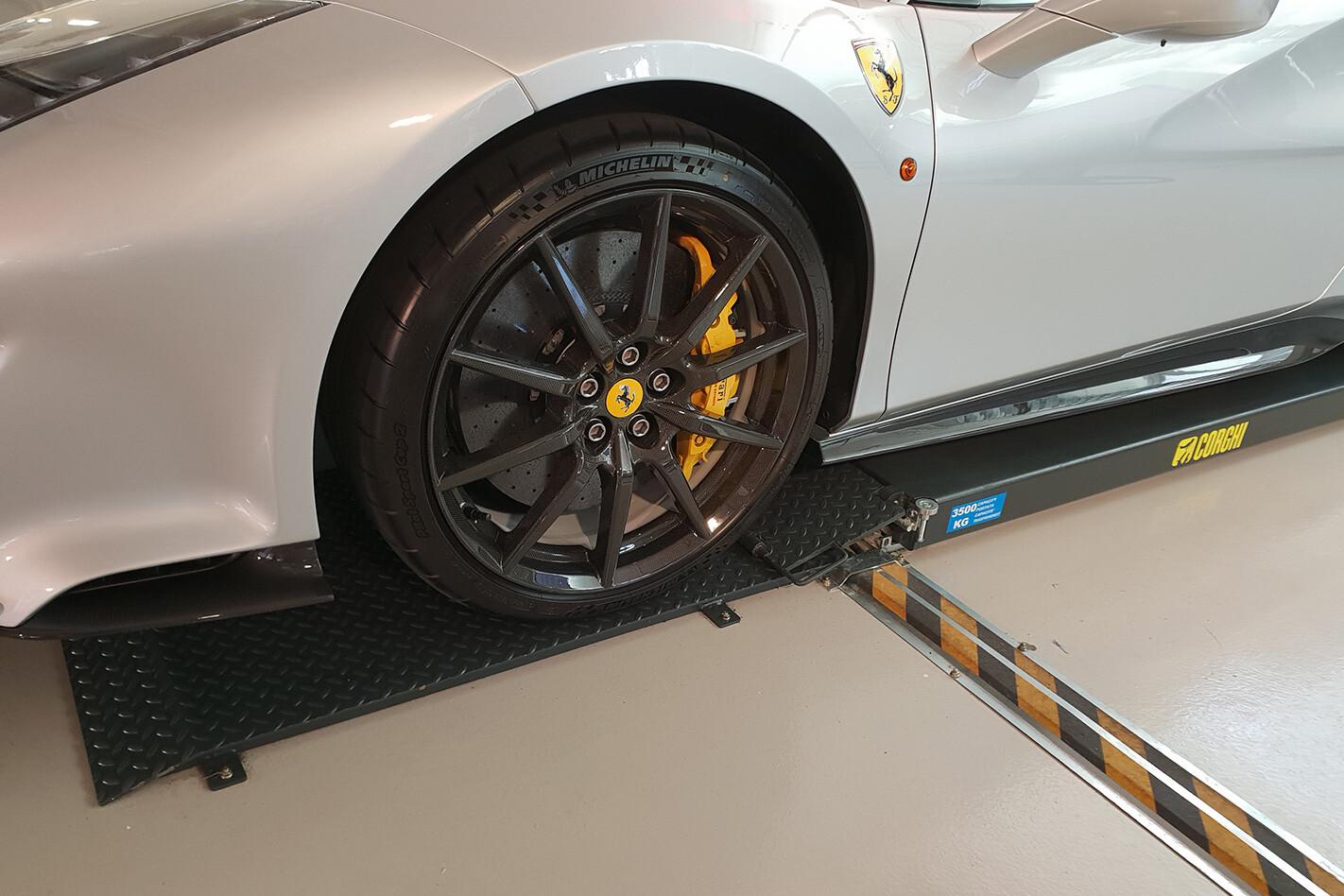 Ferrari 488 Pista Wheel Jpg