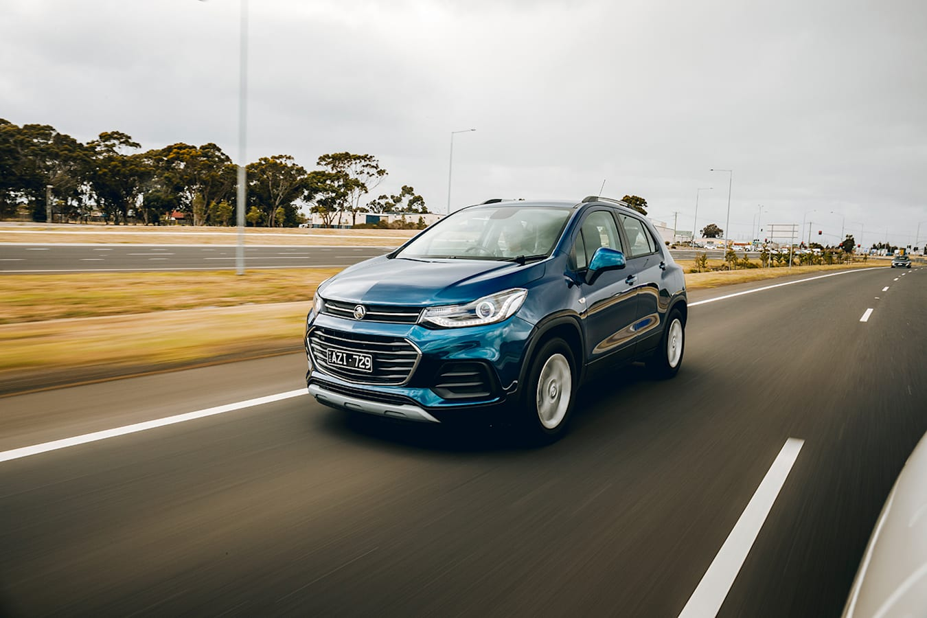 2020 Holden Trax steering and control