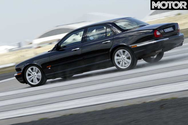 Performance Car Of The Year 2004 Introduction Jaguar XJR Jpg