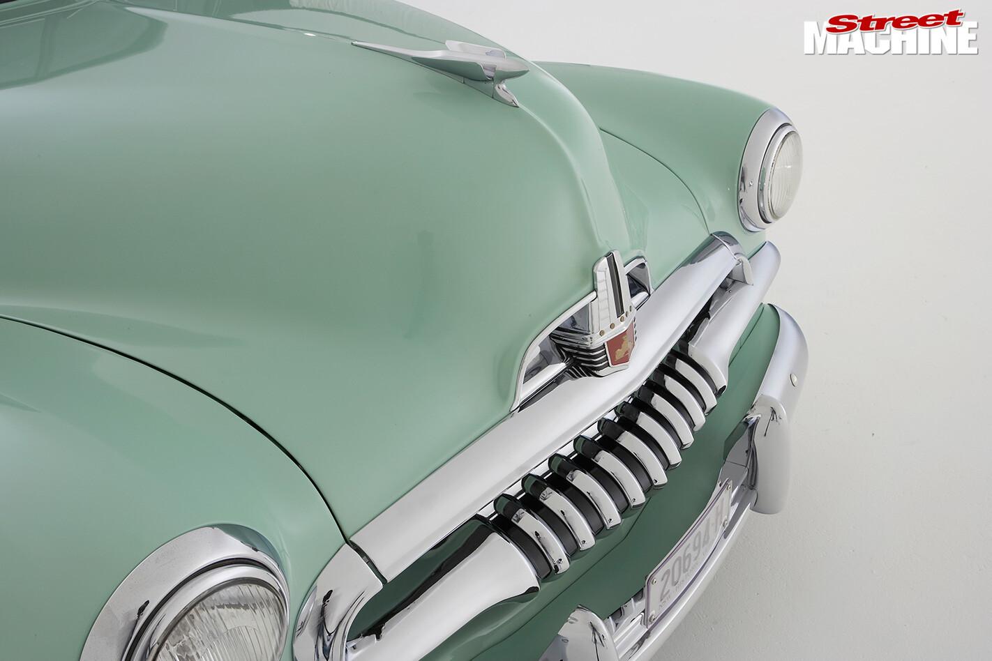 Holden FJ grille