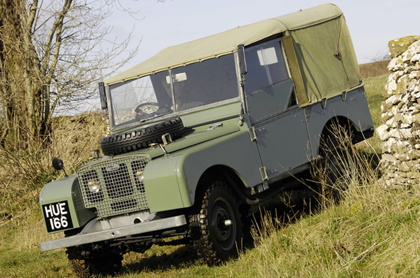 Land Rover Facts Series I Jpg