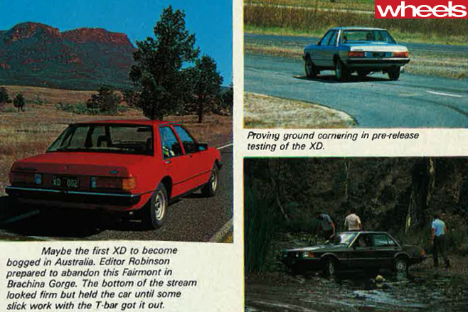 1979-Ford -Falcon -driving