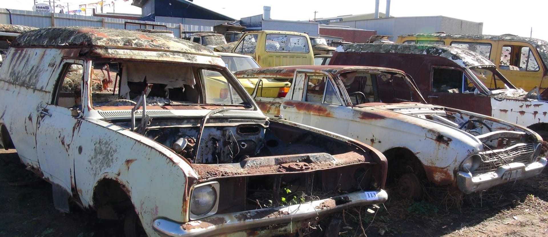 Rusty cars for sale Geelong