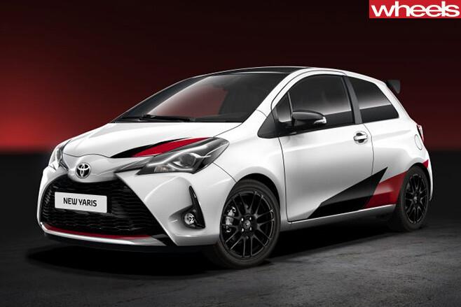 Toyota -yaris -Gazoo