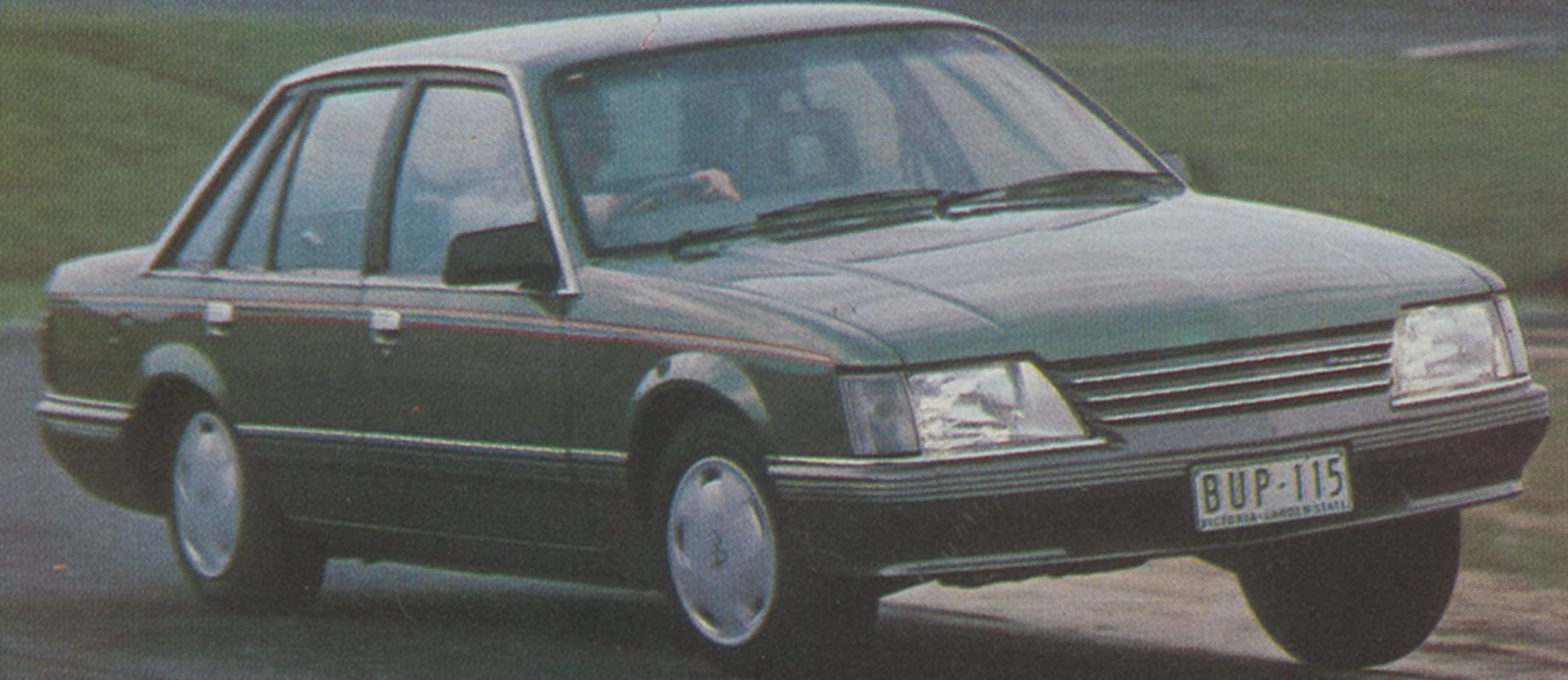 1984 Holden Commodore Injecting life into the Commodore