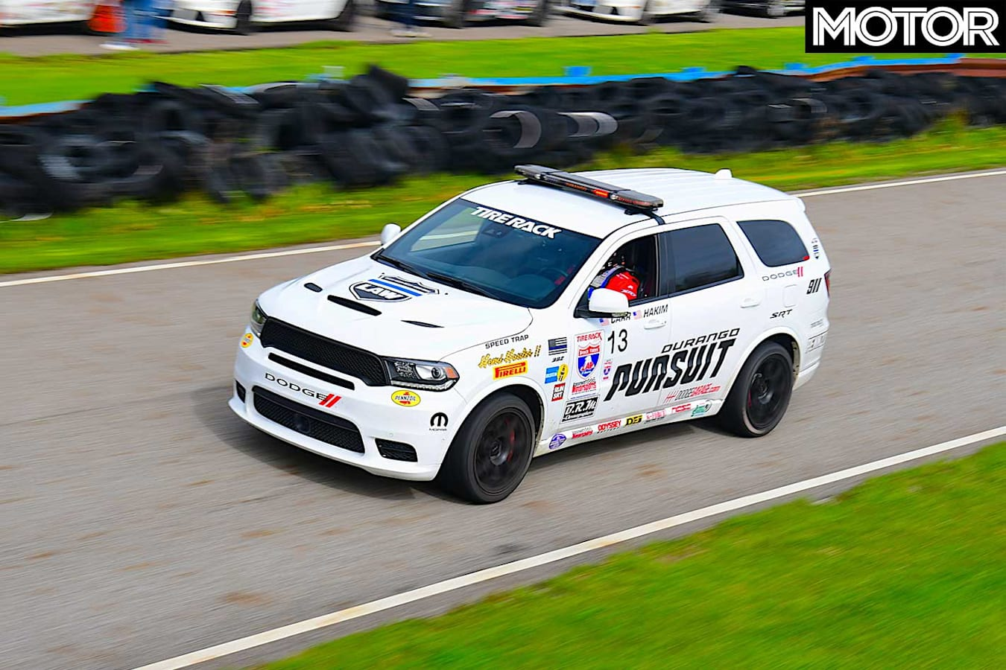 Durango Pursuit Speed Trap Lap Of America Front Jpg