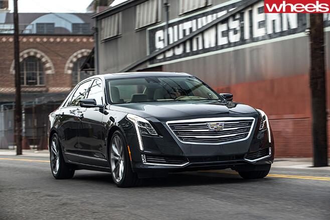2016-Cadillac -CT6