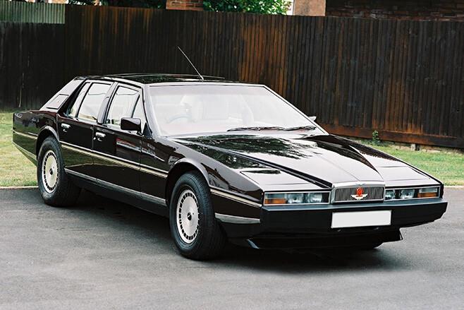 1990  Aston Martin Lagonda