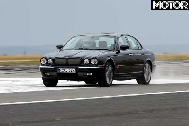 Performance Car Of The Year 2004 Readers Take Jaguar Speed Run Jpg
