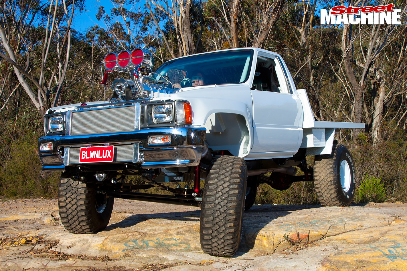 Toyota -Hilux -4x4