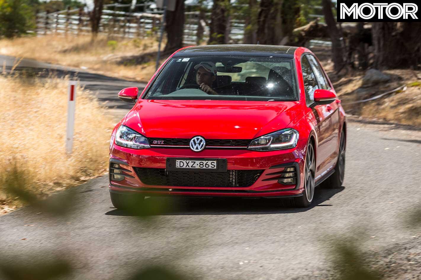 2019 Volkswagen Golf GTI Performance Jpg