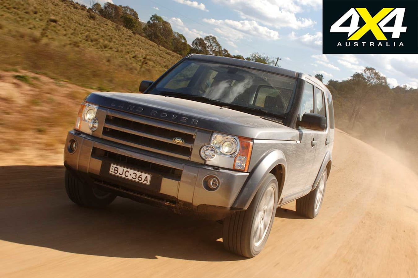 2009 Land Rover Discovery 3 On Road Jpg