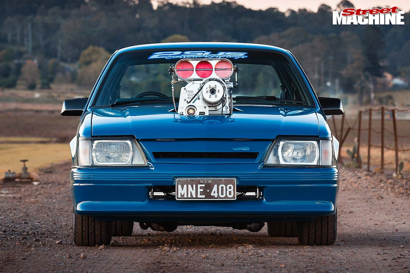 Holden VK Commodore front
