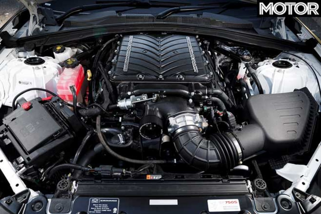 Street Fighter SF 750 S Chevrolet Camaro Engine Jpg