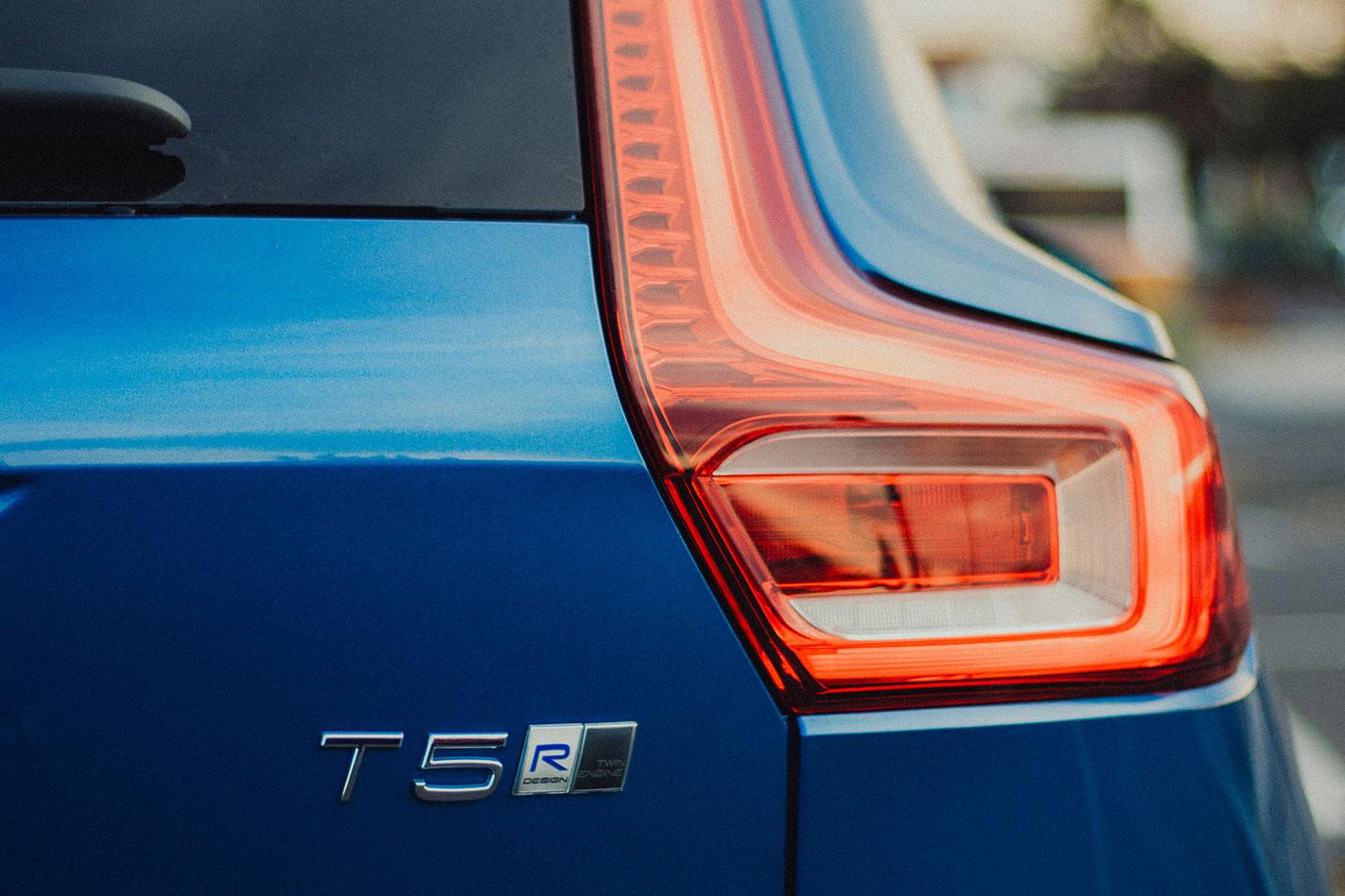 Volvo XC40 T5R