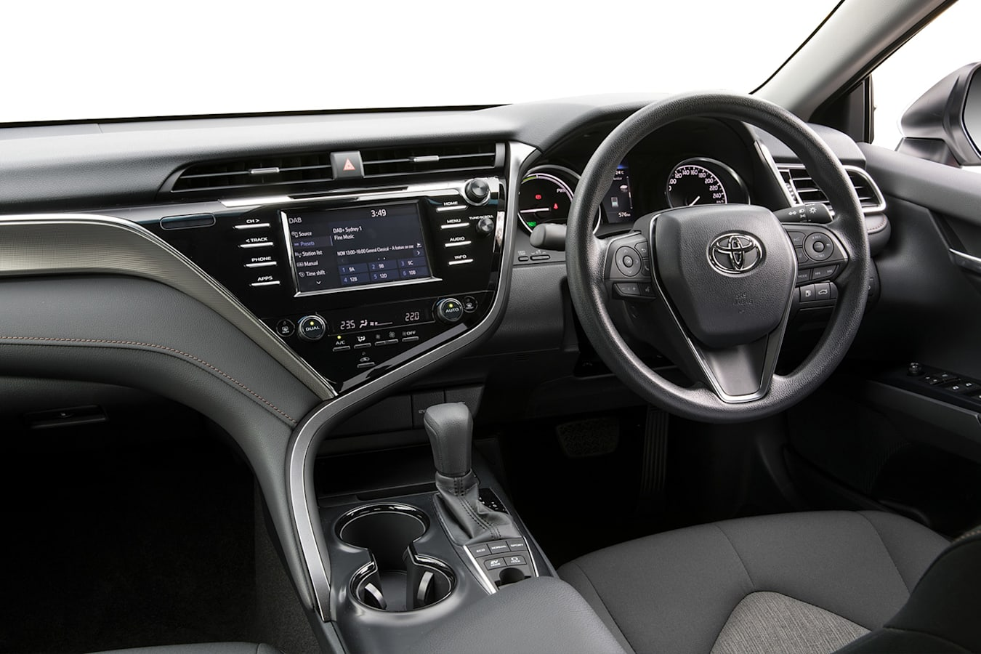 Toyota Camry Hybrid Ascent Interior Jpg