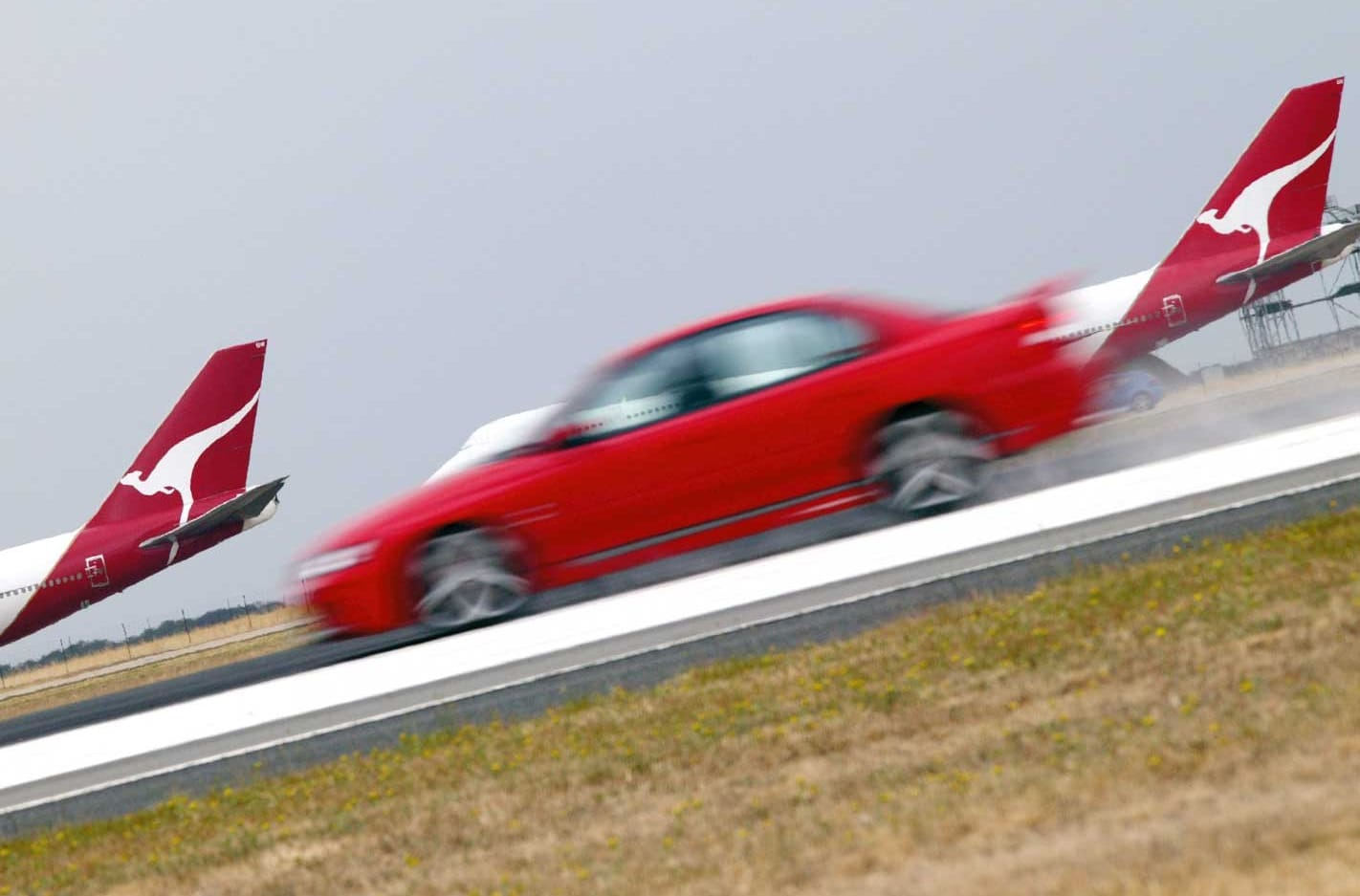 Performance Car of the Year 2004 Drag Testing