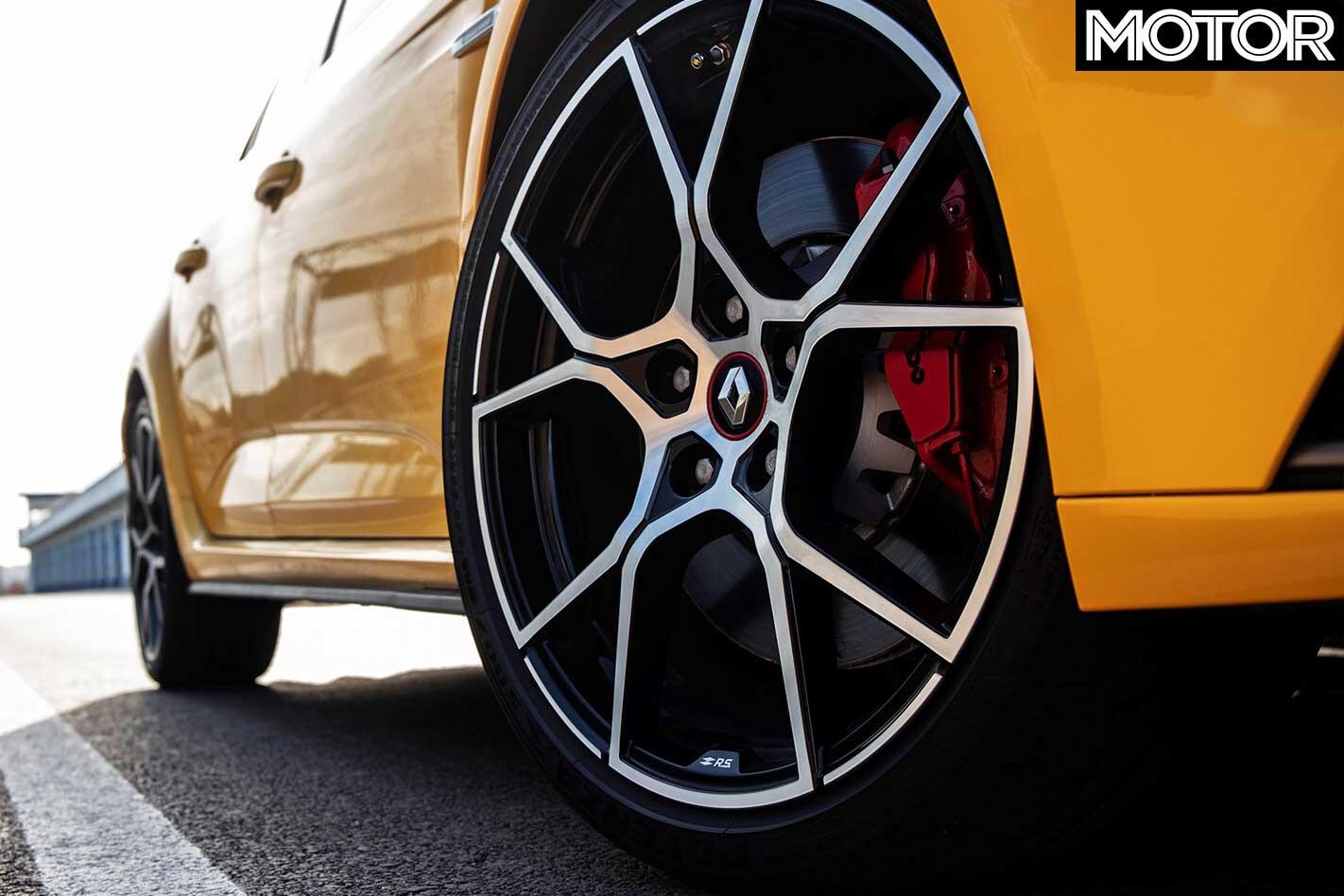 2019 Renault Megane RS 300 Trophy Wheel Brake Jpg