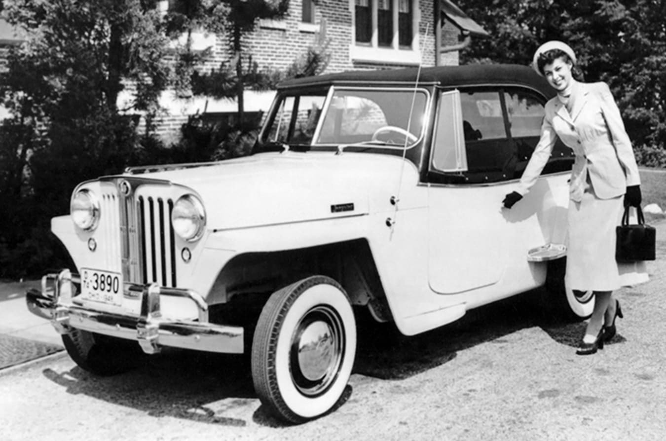Willys Overland Jeepster Jpg