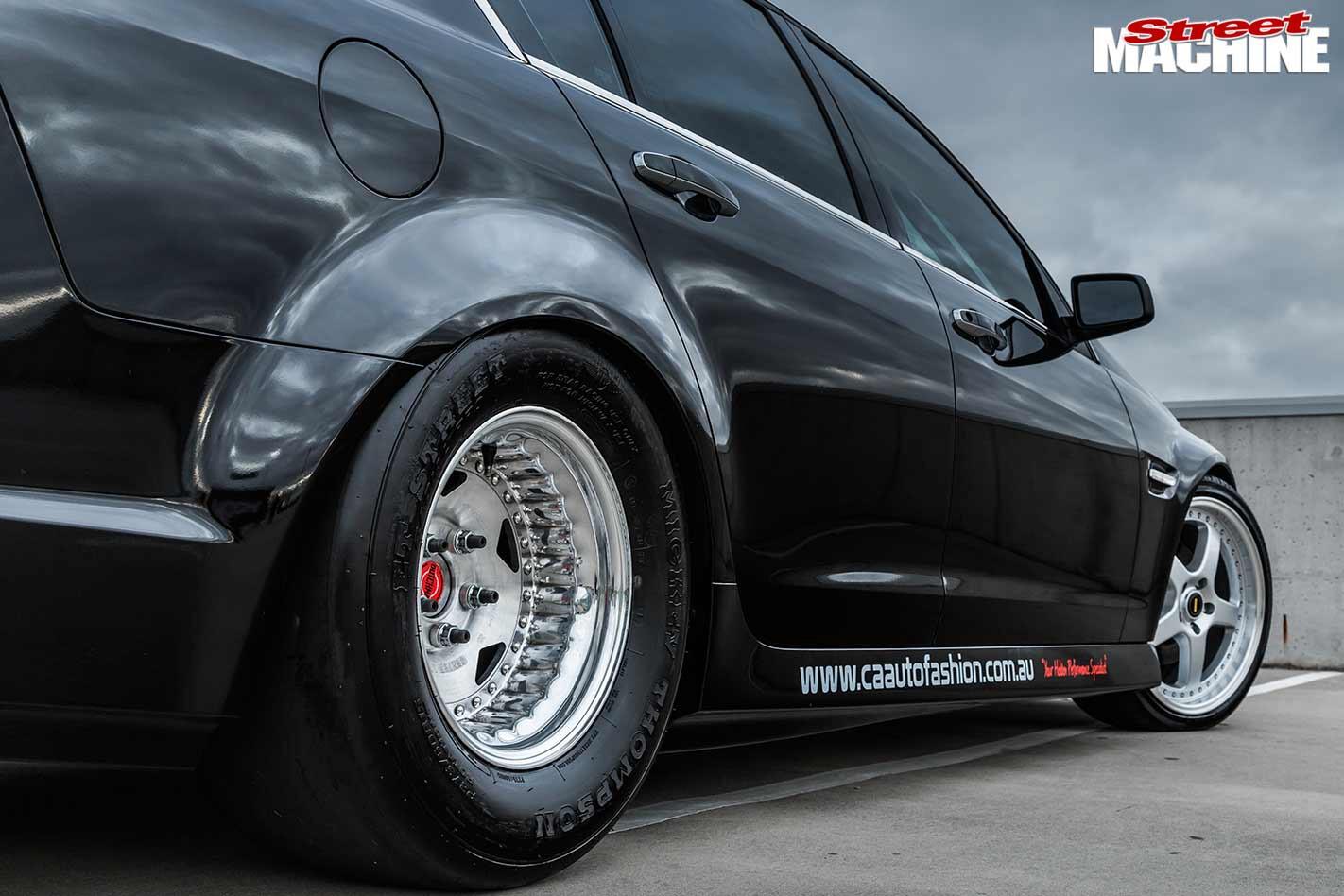 Holden Commodore wheel