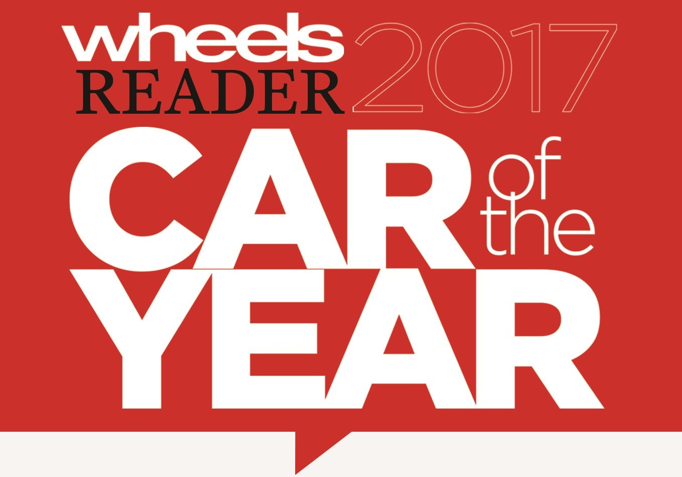 Wheels Car of the Year readers choice