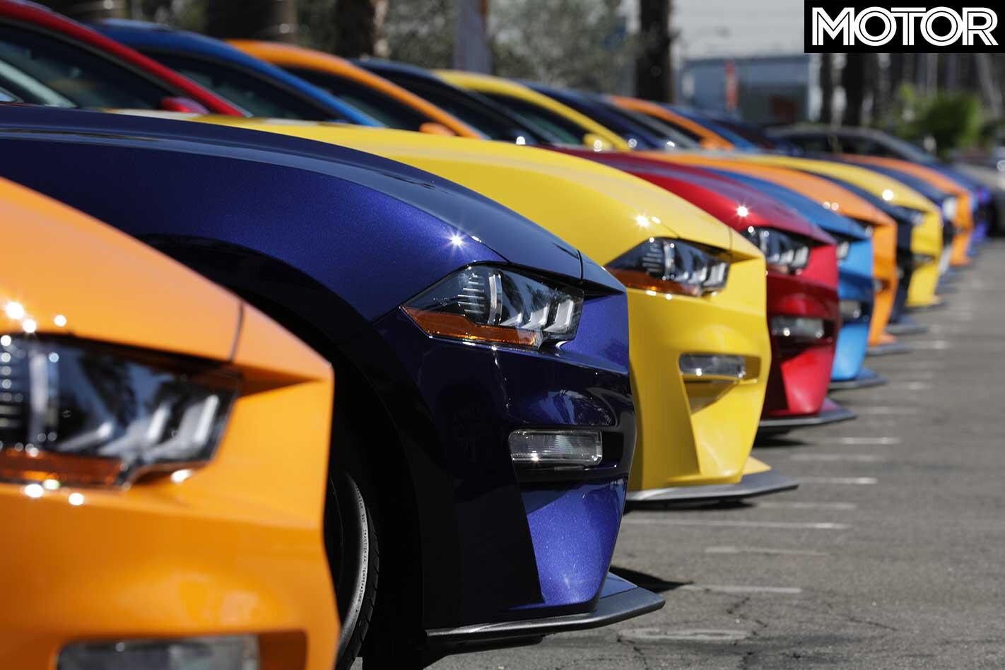 Mustang Line Up Jpg