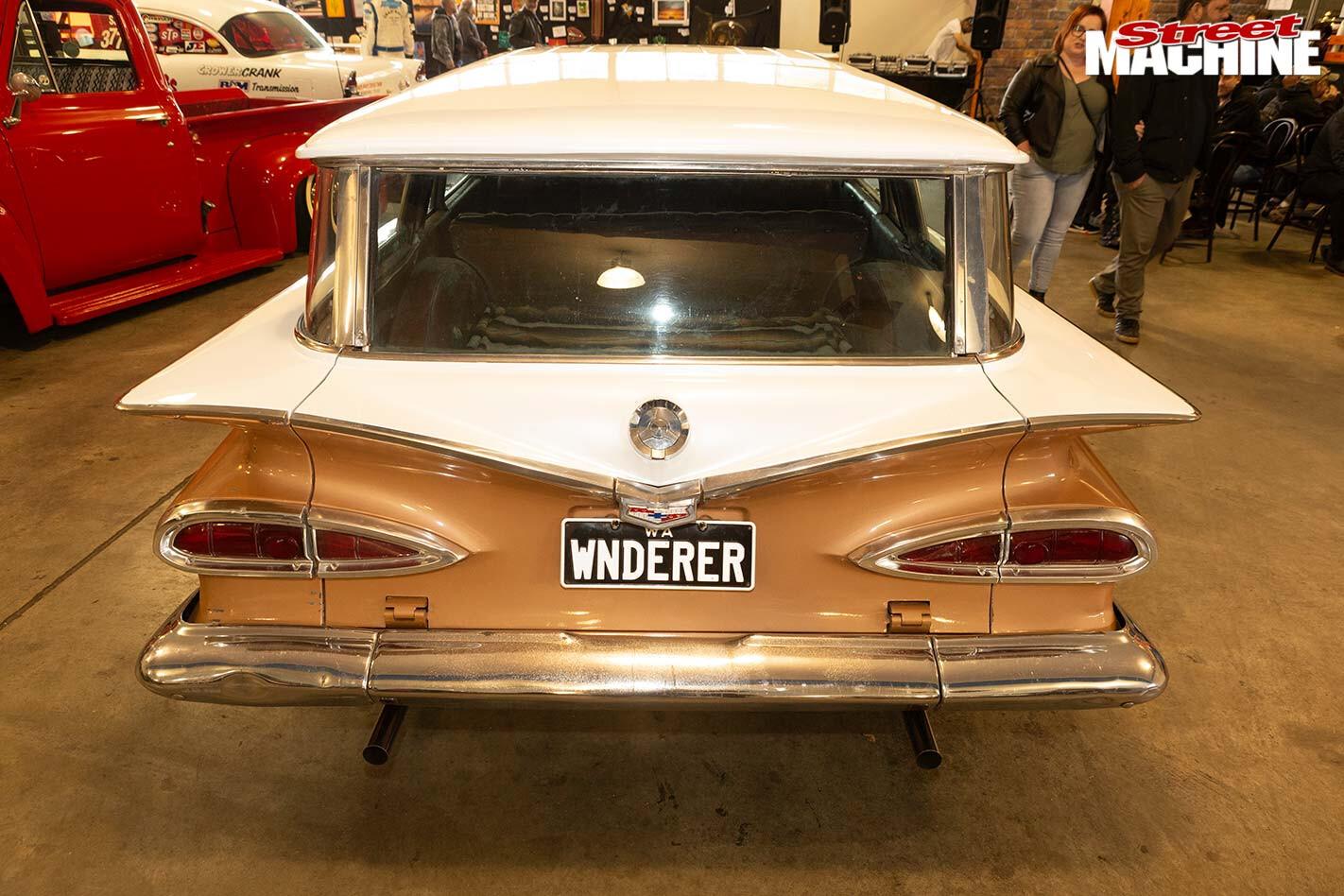 1959 Chevy wagon