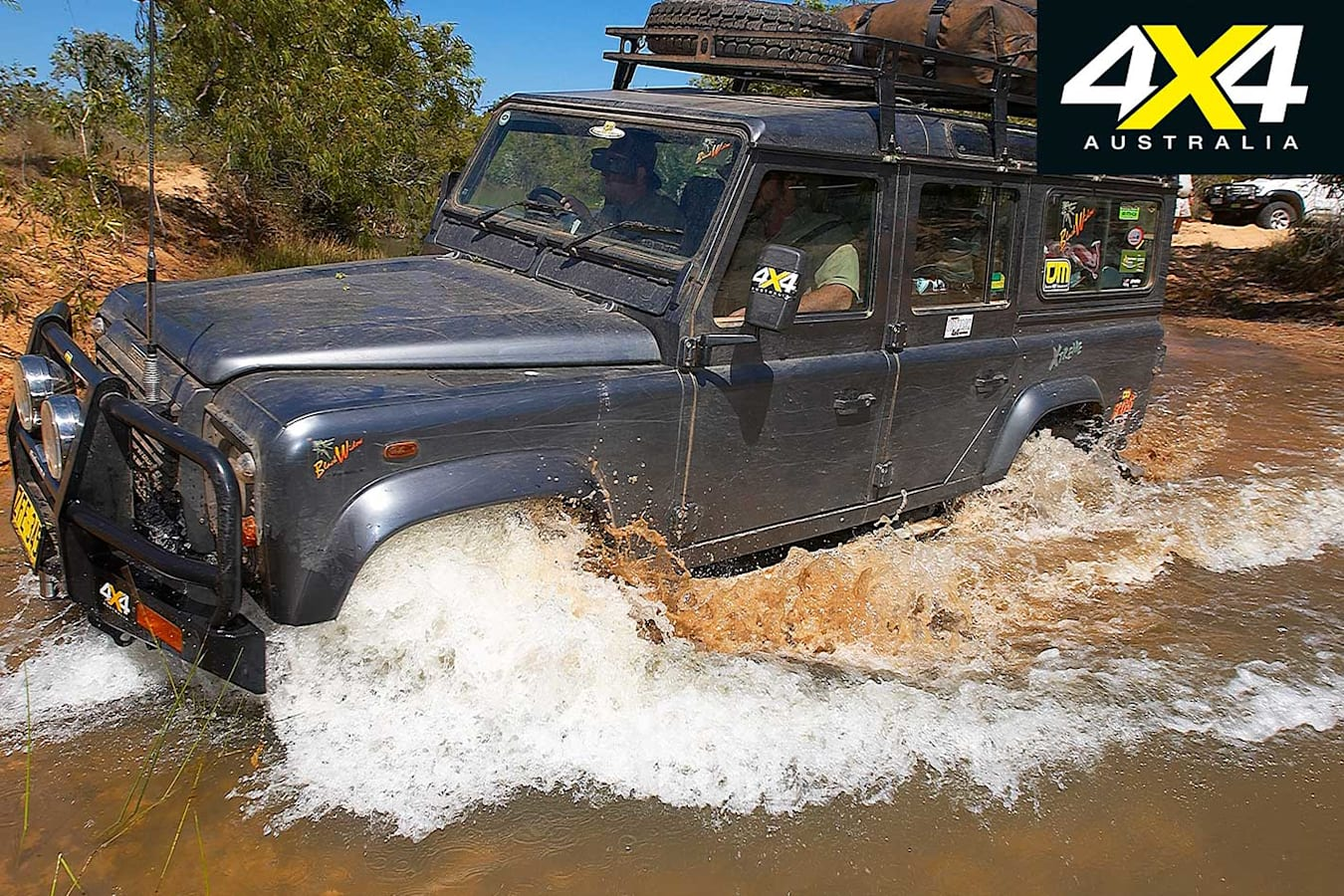 70 Years Of Land Rover Off Road Driving Jpg