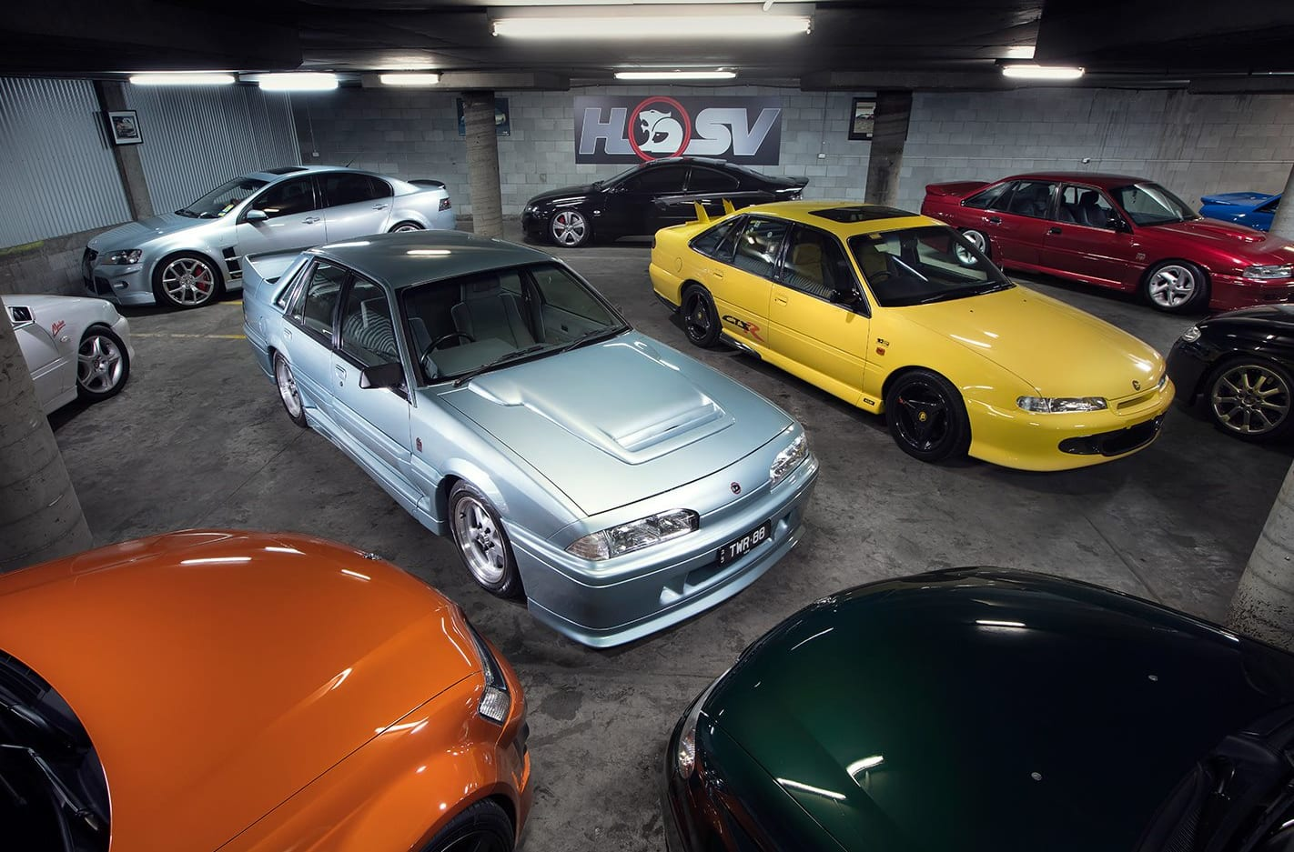HSV collection main