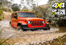 2020 4X4 Of The Year Jeep Wrangler Rubicon review