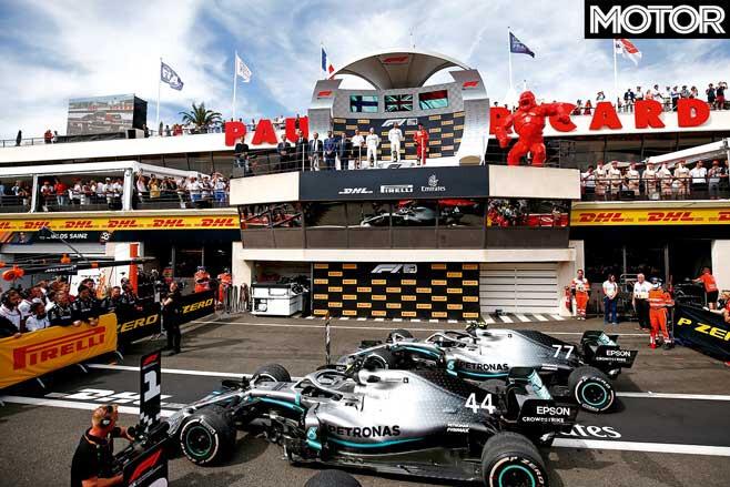 2019 French Gran Prix Podium Jpg