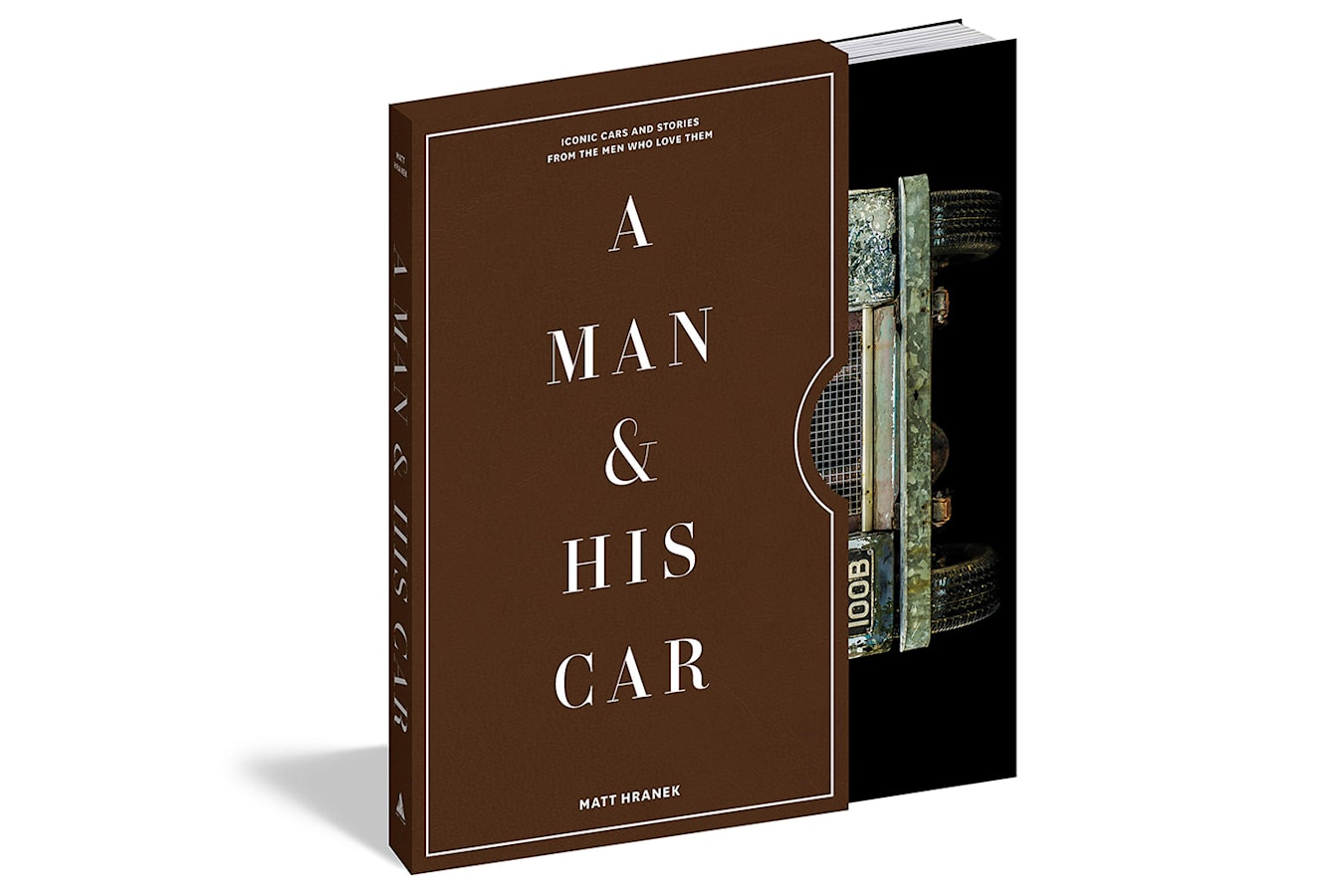 Cool Kit January Hardcover A Man And His Car 281 29 Jpg