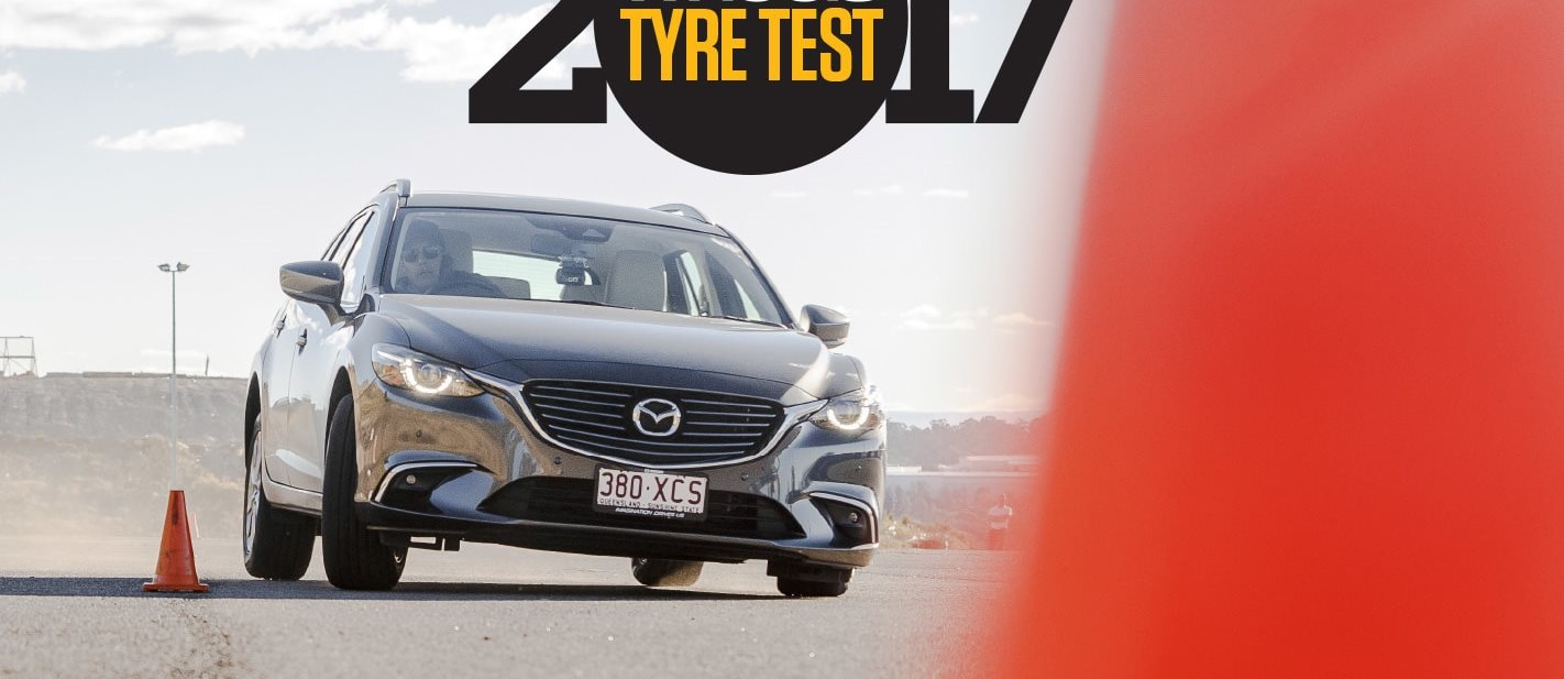 Wheels Tyre Test 2017: Eight brands compared