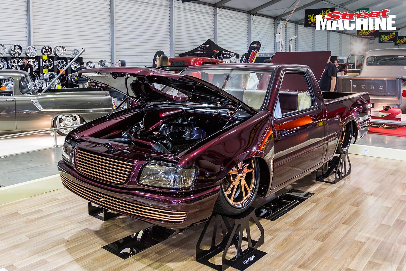 Holden Rodeo Mini Truck Slammed