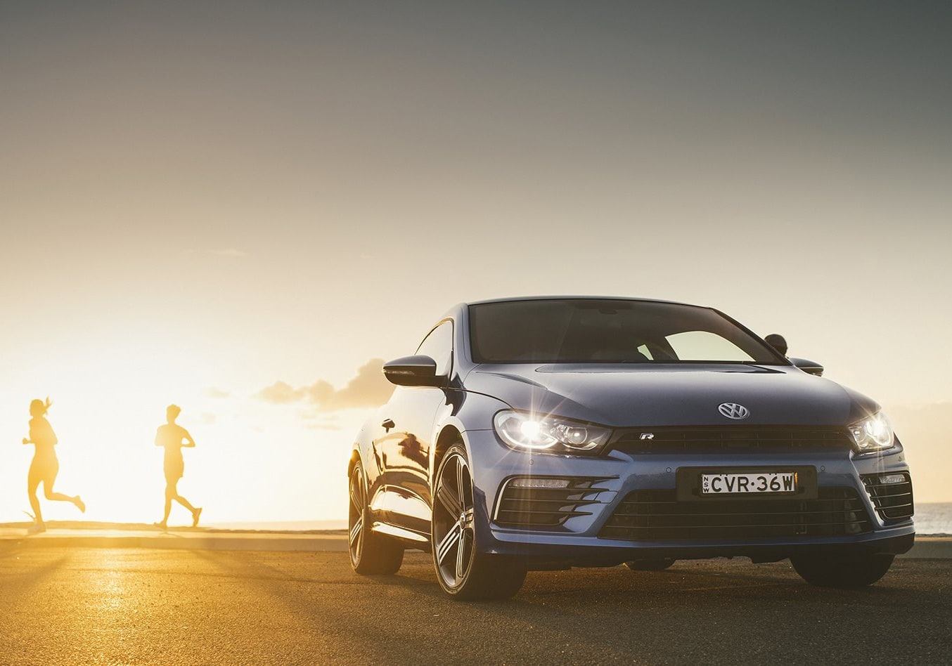 VW Scirocco R Front Jpg