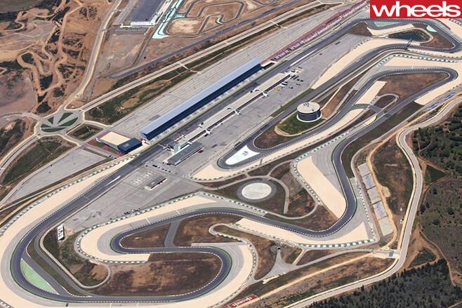 Portimao -track -where -Wheels -tested -Mc Laren -570S