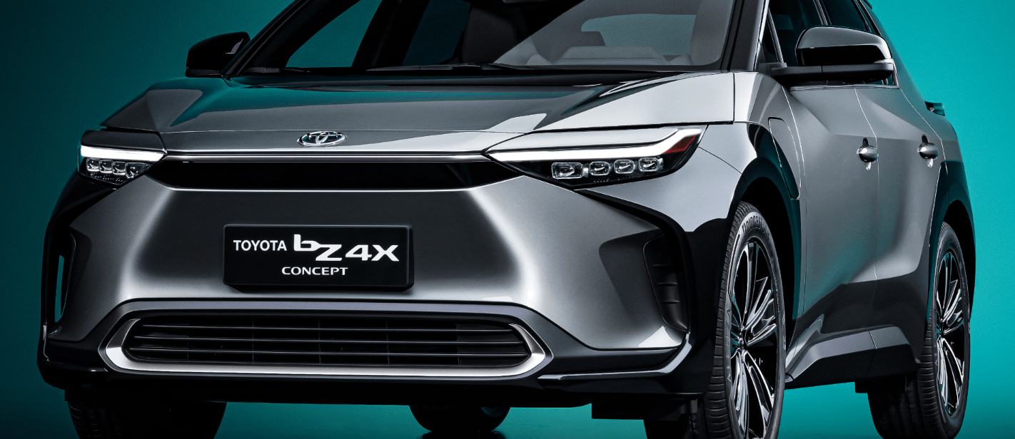 Toyota B Z 4 X Concept Normal Png