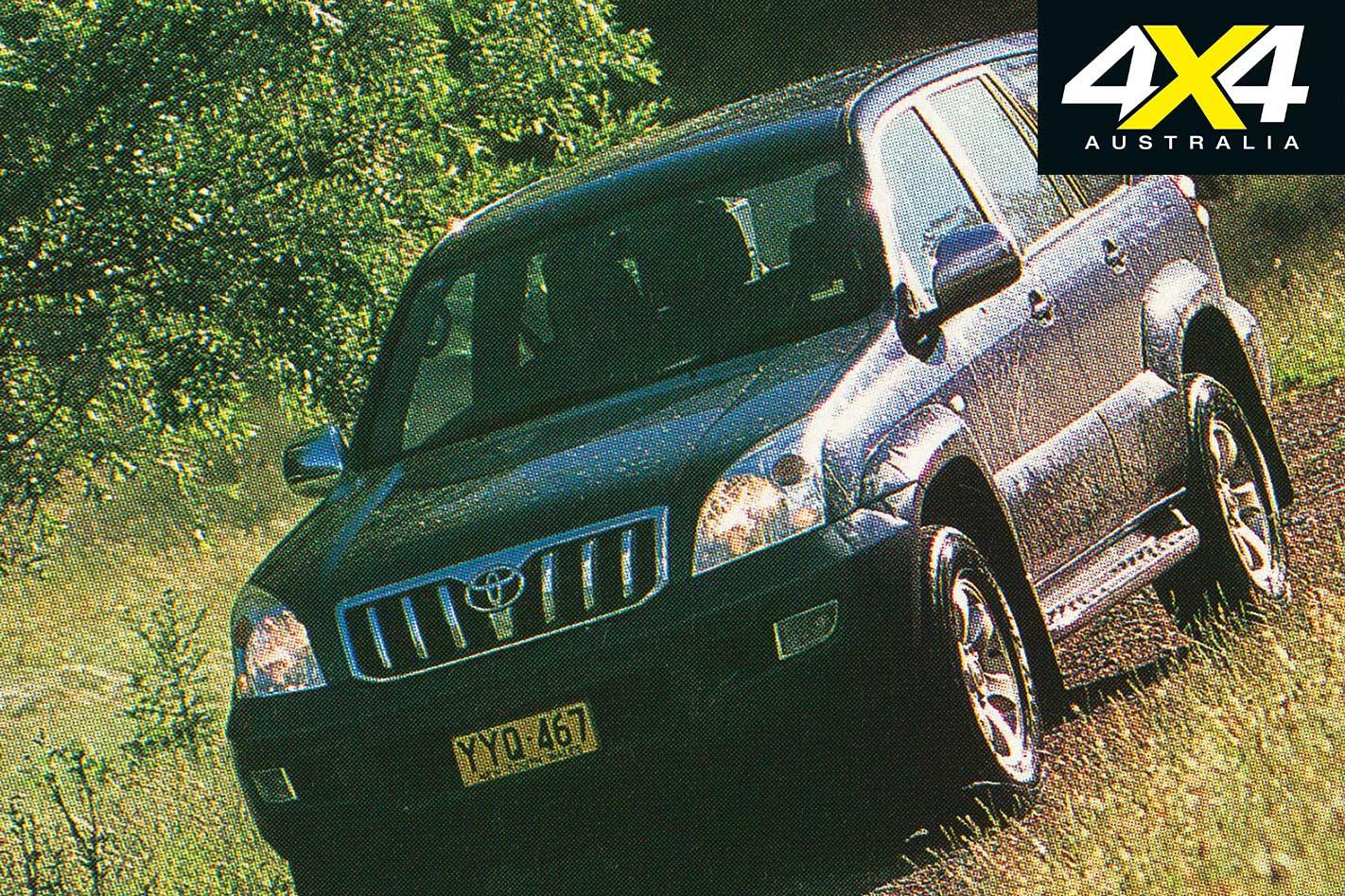 2004 Toyota Prado GXL Turbo Diesel Jpg