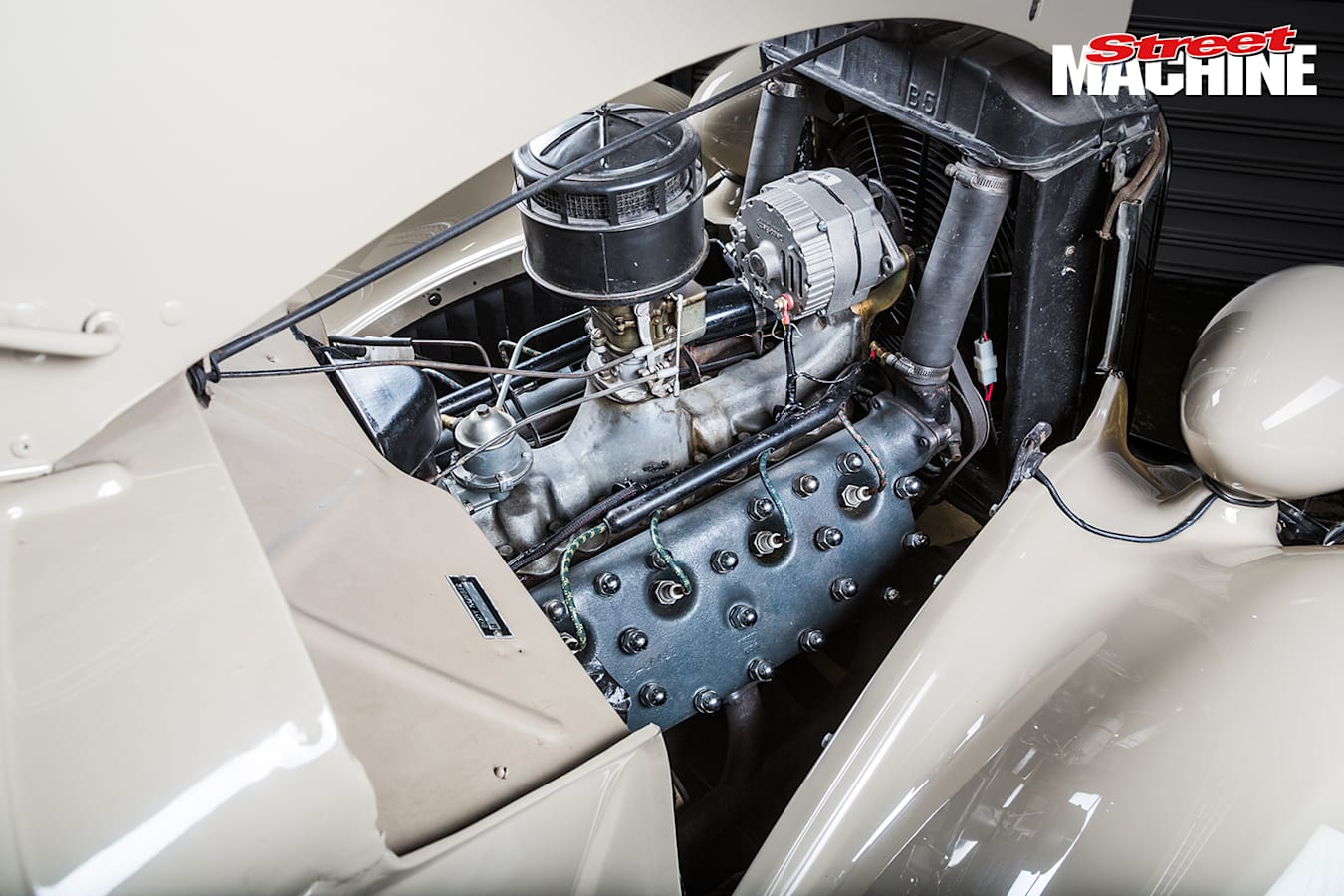 1936 Ford Coupe Engine Jpg
