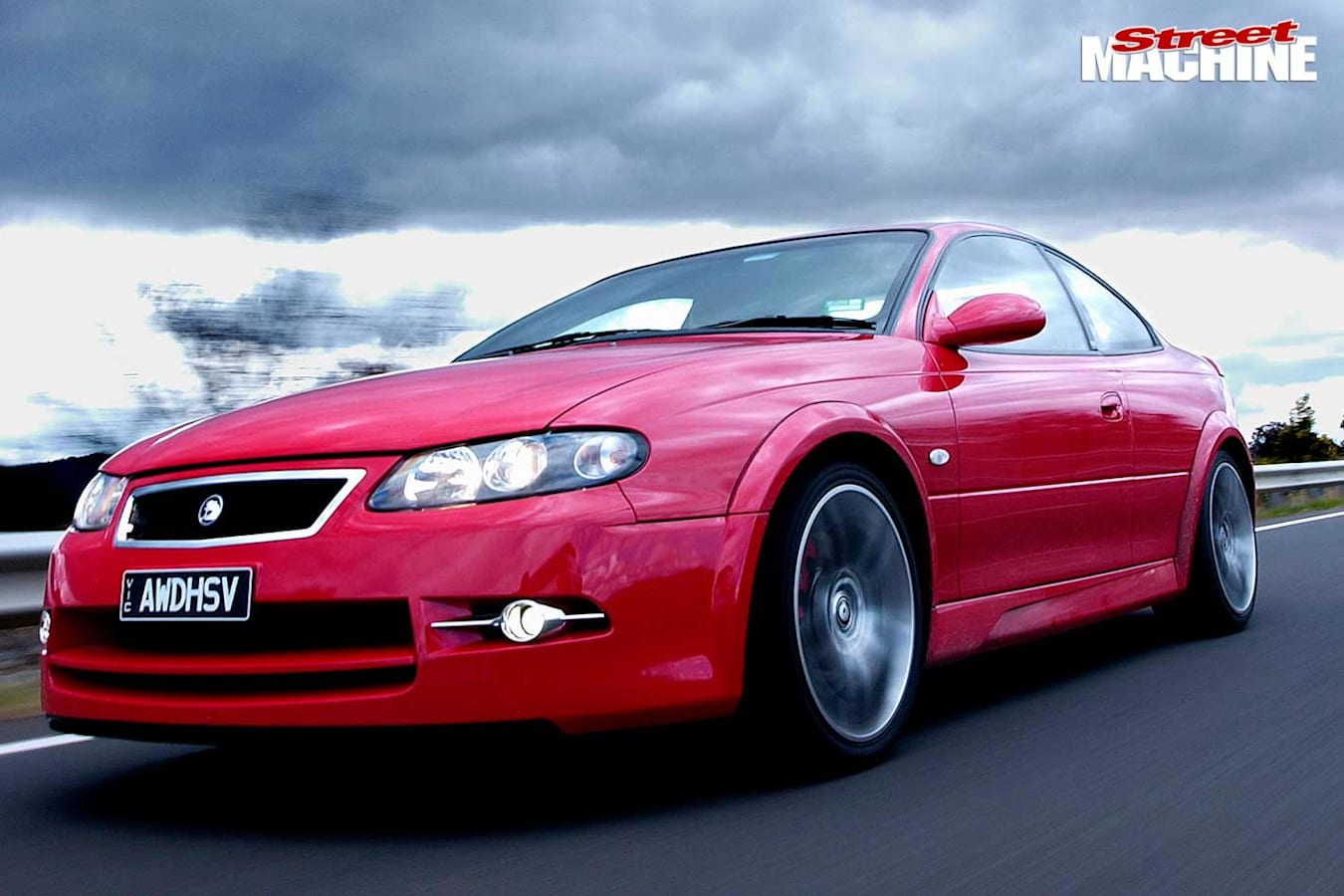 HSV Coupe 4