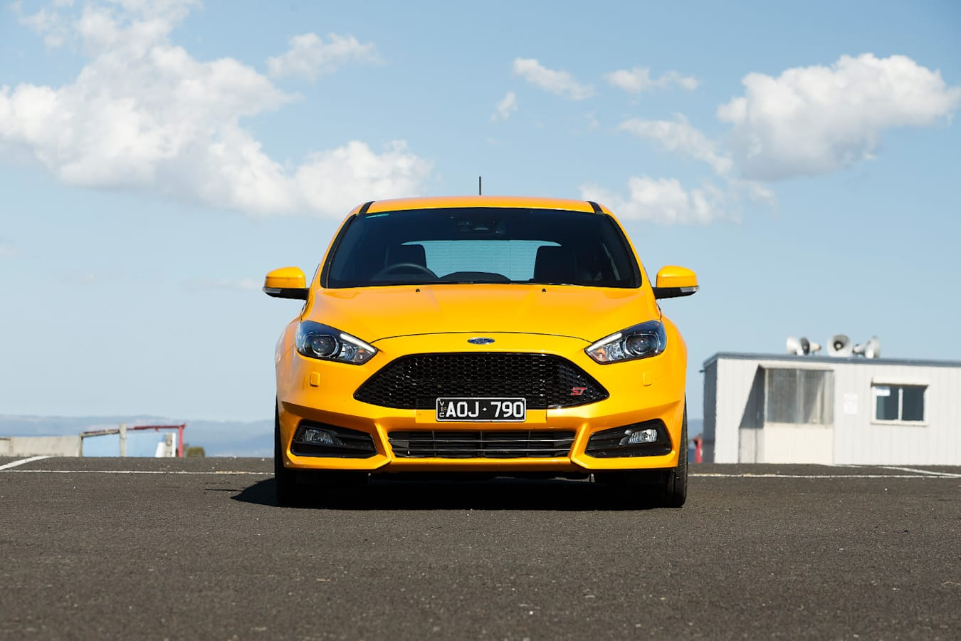 Ford Focus St Front On Jpg
