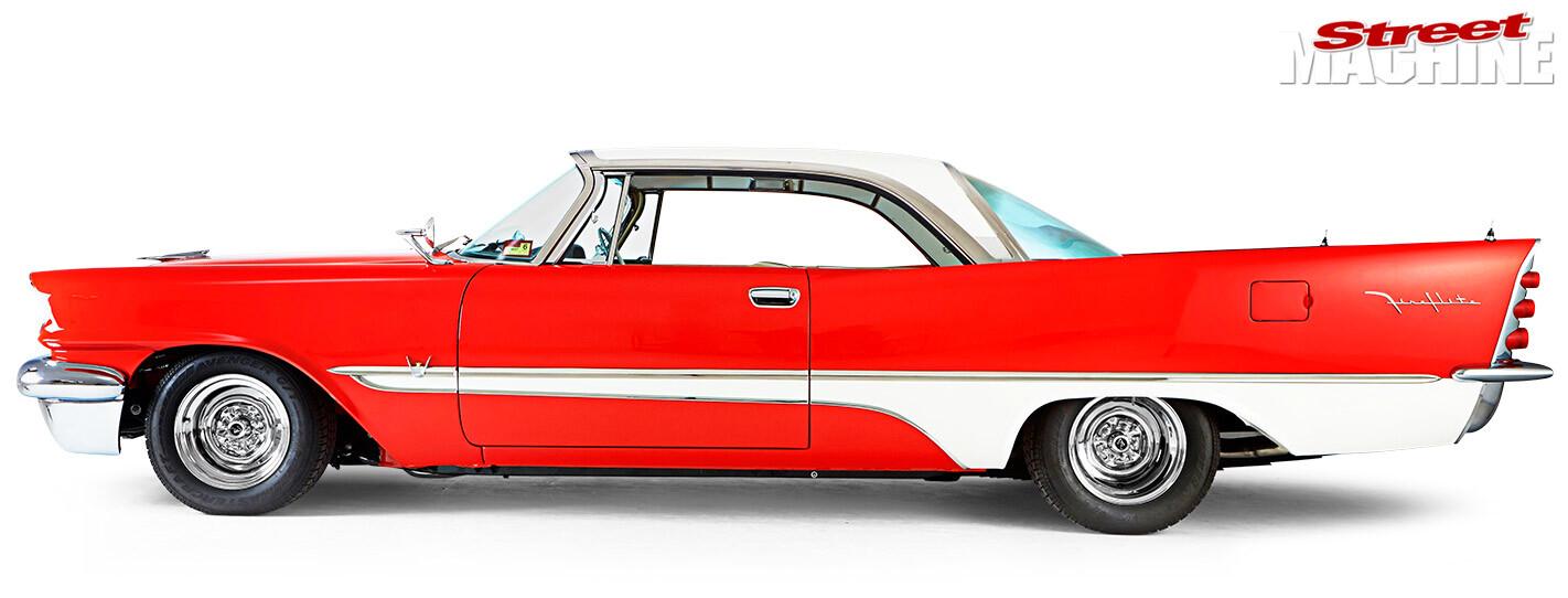 1957 DeSoto Fireflite side