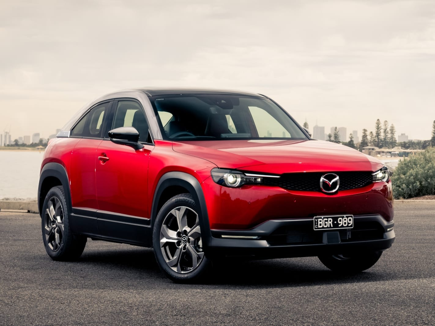 2021 Mazda MX-30 G20e