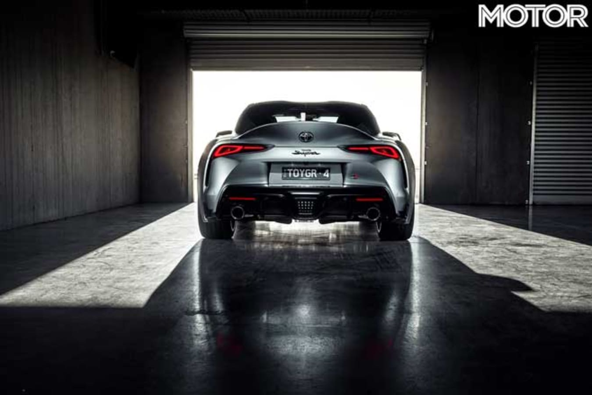 Performance Car Of The Year 2020 Toyota GR Supra Jpg