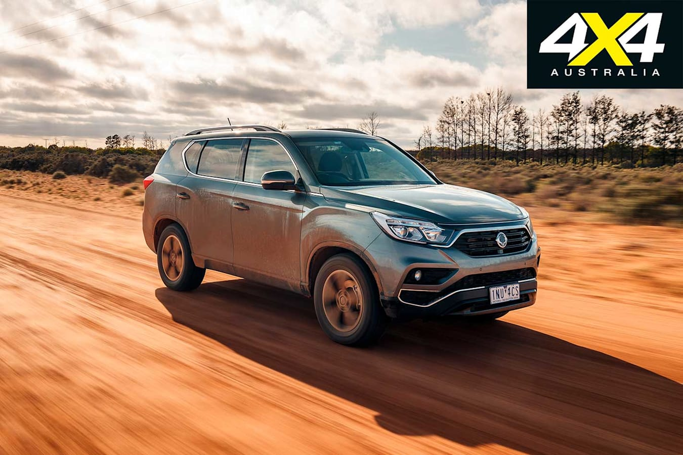 4 X 4 Of The Year 2019 Ssang Yong Rexton ELX Touring Jpg